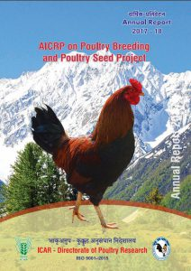 AICRP-Poultry annual report